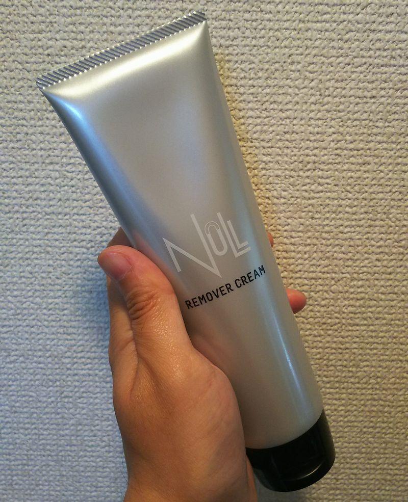 【null リムーバークリームの口コミ】除毛クリームの使い方と効果